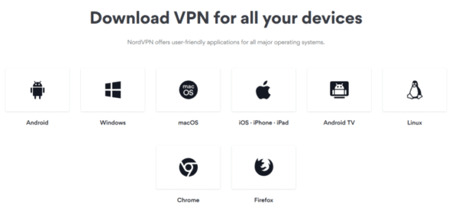 NordVPN Compatibility
