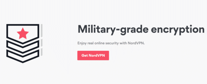 NordVPN Encryption