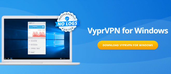 VyprVPN Windows