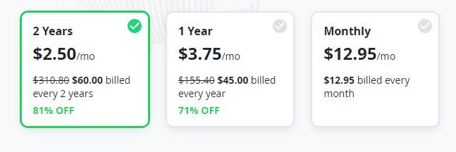 VyprVPN Price