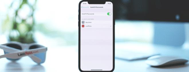 LastPass iOS