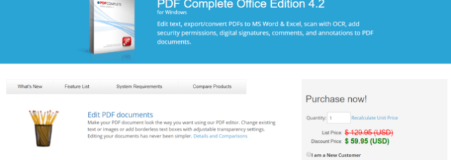 PDF Complete Office Edition 4.2