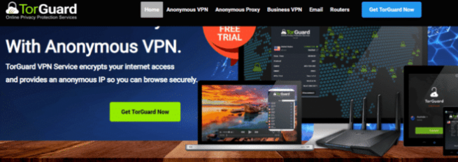 TorGuard: Easy to Use VPN for Linux