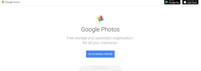 Google Drive/Google Photos