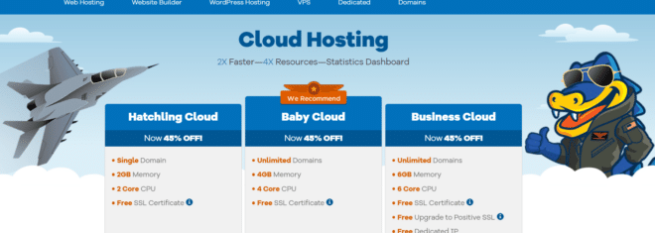 HostGator Cloud